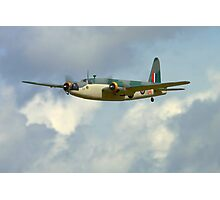 Radio Controlled Wellington Bomber Photographic Print
