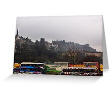 Pick  A Tour Bus? Greeting Card