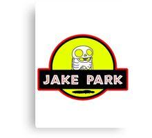 Jake Park Canvas Print