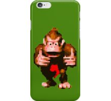 Donkey Kong Country - Thumbs Up iPhone Case/Skin