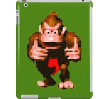 Donkey Kong Country - Thumbs Up iPad Case/Skin