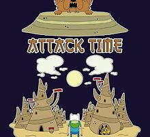 Attack Time by TonyLucazzy