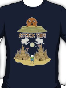 Attack Time T-Shirt