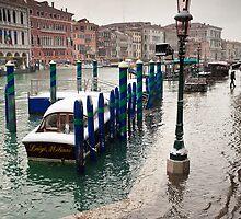 Venice Flood by Summicron