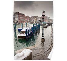 Venice Flood Poster