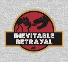 Jurassic Betrayal One Piece - Long Sleeve