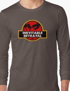 Jurassic Betrayal Long Sleeve T-Shirt