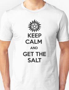 Keep calm and get the salt - light T-Shirt