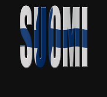 Suomi flag Hoodie