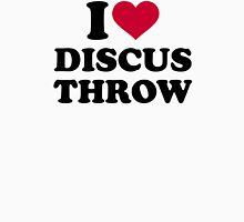 I love Discus throw Unisex T-Shirt