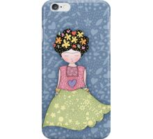 Frida for ever iPhone Case/Skin