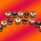 Happy Birthday Cupcakes by tali
