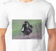 Swan Dance Unisex T-Shirt