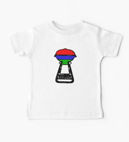 the great aussie barbie Baby Tee