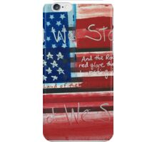 United We Stand iPhone Case/Skin