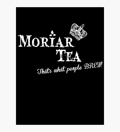 Moriar Tea 4 Photographic Print