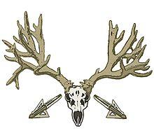 Monster mule deer 3 by saltypro
