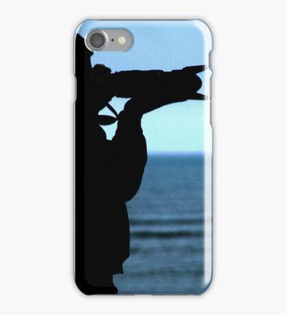 Photographer Silhouette iPhone Case/Skin