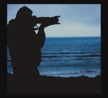 Photographer Silhouette T-Shirt