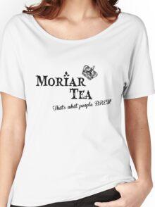 Moriar Tea 3 Women's Relaxed Fit T-Shirt