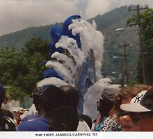 One of the First Jamaica Carnivals '92 by soulfingerclive
