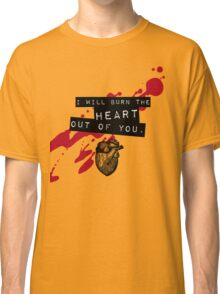 Moriarty - Heart Classic T-Shirt
