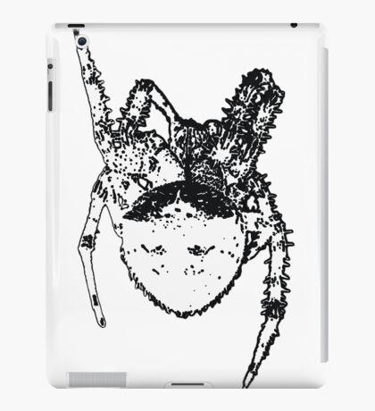 Cat Face Spider  iPad Case/Skin