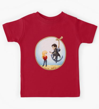 Captain Swan Kids Tee