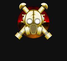 Gasmask Apocalypse Unisex T-Shirt