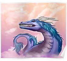 Sahasrara Dragon Poster