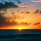 Sunrise on the Sunshine Coast, QLD by Simon Le