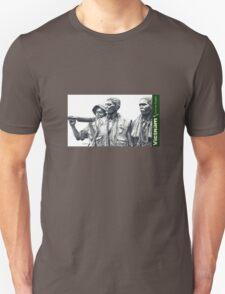 """""""Vietnam War Memorial"""" -   lest we forget T-Shirt"""