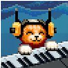 AQUA KITTY - Keyboard Cat by Tikipod