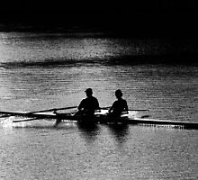 """The Scullers"" by Laurie Minor"