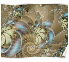 autumngirl Image2- Exquisite Sepia + Parameter Poster