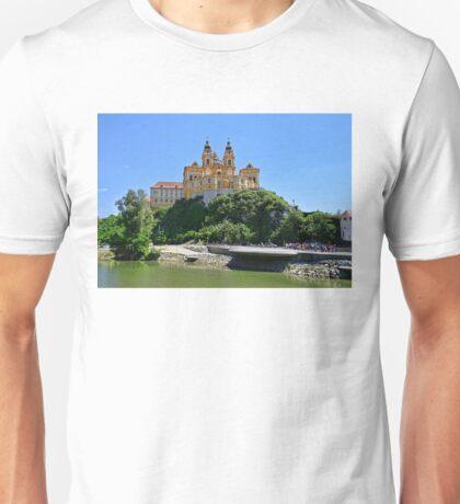 The Golden Abbey Unisex T-Shirt