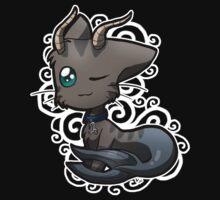 Zodiac Cats - Capricorn One Piece - Short Sleeve