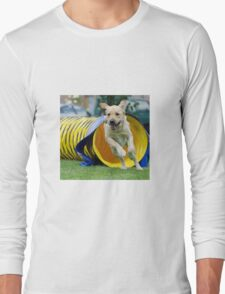 Dog training Long Sleeve T-Shirt