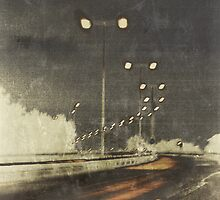Lonesome highway by Tanja Katharina Klesse