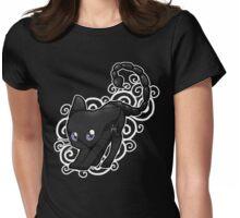 Zodiac Cats - Scorpio Womens Fitted T-Shirt