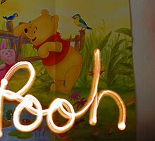 Pooh !!!! by LauraBroussard