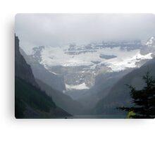 glaciers Canvas Print
