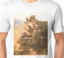 The New River Train ~ She Walks In Beauty Unisex T-Shirt