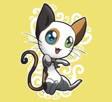 Zodiac Cats - Gemini Kids Tee