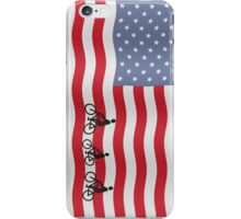Cycling USA iPhone Case/Skin