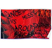 Dance This Mess Around @ The Love Shack Poster