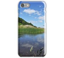 Reflected Blue Sky iPhone Case/Skin