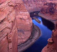 The Colorado River by Anne McKinnell