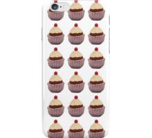 Knitted Cupcake iPhone Case/Skin