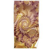 autumngirl Image3- Exquisite Sepia + Parameter Poster